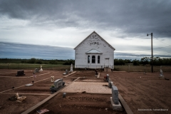 Fairview Church and Cemetery in Tuxedo, Texas