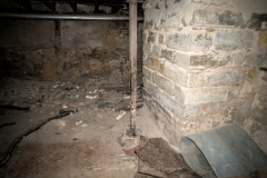 The Old Stone Prison in Decatur, Texas - The Basement