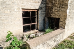 Abandoned Building in  Sherman, Texas