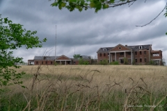 The Woodmen's Circle Home opened its doors in 1930 and was home to over a 100 children and 165 elderly woman who had no where else to live. The home closed in 1971 and has been abandoned since the 1980s.